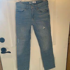 Old Navy size 12 boys jeans